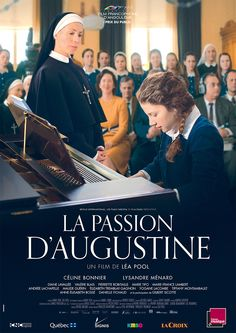 La Passion d'Augustine - film 2015 - AlloCiné
