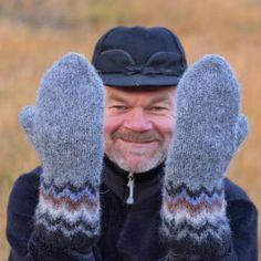 Vinternattvotten Mitten Gloves, Catsuit, Knit Crochet, Diy And Crafts, Wool, Knitting Projects, Felting, Crocheting, Fashion