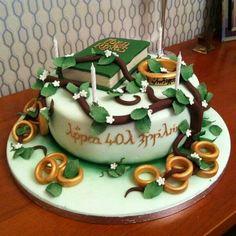 Bildergebnis für herr der ringe torte