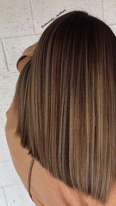 Hair Color Streaks, Hair Color Balayage, Brown Blonde Hair, Short Brown Hair With Blonde Highlights, Short Light Brown Hair, Highlighted Hair For Brunettes, Brown Highlighted Hair, Hazel Brown Hair, Light Brown Hair Colors