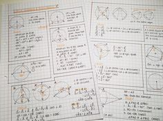 🌵 Here are the Euclidean geometry notes that took me half of today🙈 Hope you're all having a productive weekend so far xx -… Circle Geometry, Euclidean Geometry, School Organization Notes, Maths Exam, Math Notes, Study Break, Study Board, School Study Tips, Pretty Notes