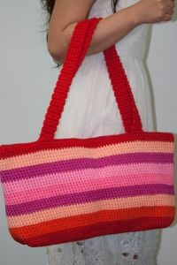Fashionable and durable handmade crochet bags for beach or casual wear. We can personalise according to your color, size and design preferences. Please check www.jessicaphillipscreations.com (under More Creations! category) for more details
