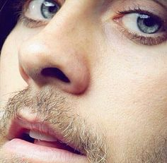I could die a happy woman inside those eyes.