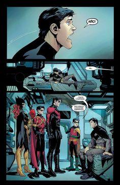 HQBR - Batman - Capitulo #15 Mas Aqui Está o Jogador