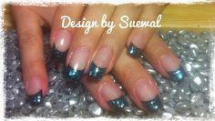black Nails, Painting, Beauty, Black, Design, Finger Nails, Beleza, Ongles, Black People