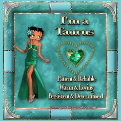 Betty Boop, Aquarius, zodiac personality, your Boop star sign