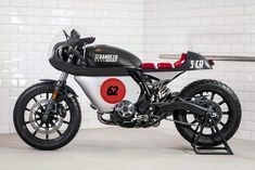 Peace Sixty2 Scrambler ~ Return of the Cafe Racers