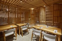 Nozomi Sushi Bar – Valencia, Spain - The Cool Hunter