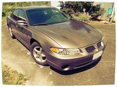 2001 Pontiac Grand Prix repaired front headlight and hood at F & S Collision Pontiac G8, Pontiac Grand Prix, Bmw