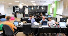 Tel Aviv library makes room for tech startups | Citiscope