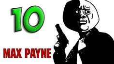 Max Payne - Прохождение 10 - Бейсбольная бита