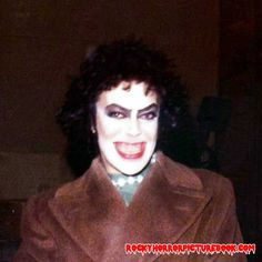 Back in 1973, Perry Bedden ran with the Rocky Horror crowd, hanging with the cast of the original Rocky Horror Show. He was backstage at the Rocky Horror Picture Show as a Transylvanian, and his involvement continued through decades of the Rocky Horror Show. He's been tantalizing fans for some time with his behind the scenes photos, like this rare candid of Tim Curry as Frank. Now he's assembled these memories in to a book from his private photo collection, the Rocky Horror Pictu...