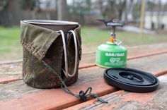 The Laughing Dog: Backpacking Pot Cozy Climbing Chalk Bag, Chubby Puppies, Laughing Dog, Save Fuel, Cook Off, Backpacking Gear, Things To Come, Survival Stuff, Cozy