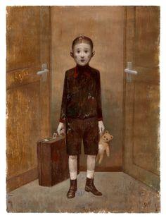 Gerard DuBois - the piece we got years ago in paris