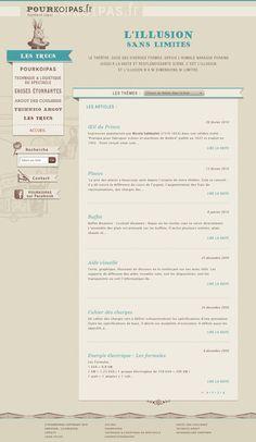 PourKoiPas on Web Design Served