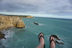 Cliffs by Playa Sucia