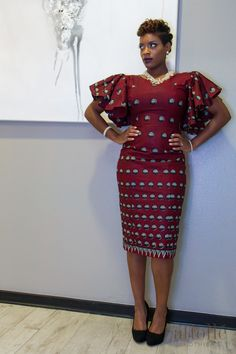 A collection of The Most Stylish And Classy Ankara Styles these beautiful ankara stylres are made classy plus size stylish so every lady can African Print Dresses, African Fashion Dresses, African Dress, African Prints, African Attire, African Wear, African Women, African Fashion Designers, African Print Fashion
