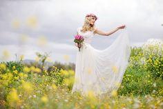 Neue Brautmode 2016 von Calesco Couture   Friedatheres.com   Kleider: Calesco Couture  Fotografie: Konvex  Haare/ Make Up: Uta Stabler  Blumen: Annette Rottmann  Models: Janna Strömer, Paula Verdera Bestard