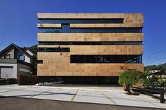 HIGO / A Nakayama Architects (Japão) Categoria: Escritório