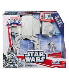 **Playskool Heroes Galactic Heroes Star Wars AT-AT Walker - Santa will get this one