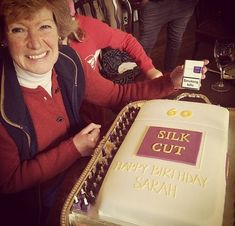 The eldest sister of Princess Diana, Lady Sarah McCorquodale, who celebrated her 60th birt...