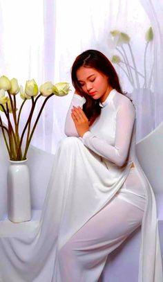 Punjabi Salwar Suits, Asia Girl, Ao Dai, Bikinis, Mac, White Dress, Beauty, Beautiful, Dresses