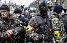NEO – Ukraine's Ku Klux Klan – NATO's New Ally