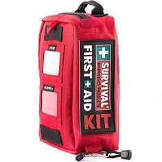 First Aid Kit the Premium Survival Gear from Adventure aid : Ideal for Car, Home safety, Travel and Sport. Includes 83 Medical Supplies and fit most requirements of any Office Emergency Kit for Workplace Safety. Be Prepared For Aid ! Adventure aid http://www.amazon.com/dp/B010MZCNGG/ref=cm_sw_r_pi_dp_7fnZvb0XT2H7P