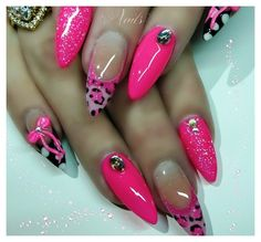 Stiletto Nails Celebrity Design : Stiletto Nails Clear