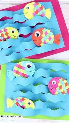 Hand Crafts For Kids, Toddler Arts And Crafts, Animal Crafts For Kids, Fathers Day Crafts, Baby Crafts, Cute Crafts, Children's Arts And Crafts, Summer Crafts For Preschoolers, Children Crafts