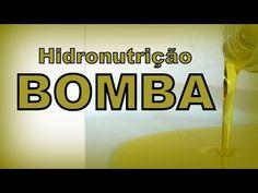 HIDRONUTRIÇÃO BOMBA PARA OS CABELOS/por Debby Serra