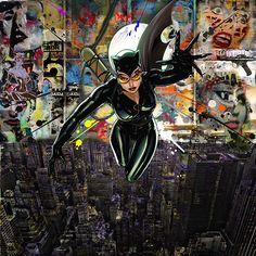 Catwoman - DeVon