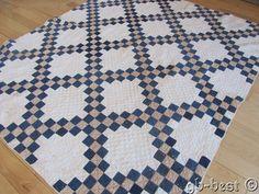 Irish chain quilts on pinterest irish chain quilt irish and chains