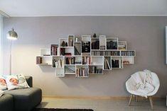 Risultati immagini per parete soggiorno sospesa moderna