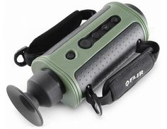 FLIR Scout TS24 Pro 240x180 Thermal Imaging monocular 8.3Hz, PAL