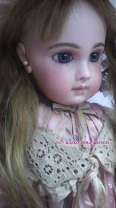 JUMEAU X - 懐古どぉるMicico|和洋アンティークドール専門店。人形好きなオーナーがお届けする、日本人形、西洋人形のアンティークドールショップ