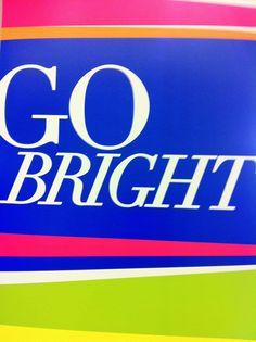 Go Bright
