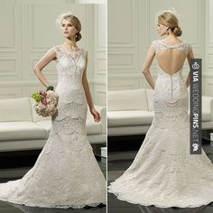 Nice! - Beautiful New Wedding Dresses - Designer Wedding Dresses | Wedding Planning, Ideas & Etiquette | Bridal Guide Magazine | CHECK OUT THESE OTHER FANTASTIC PHOTOS OF NEW WEDDING DRESSES 2016 HERE AT WEDDINGPINS.NET | #weddingdresses2016 #designerwedding #new #2016 #weddings #weddingvows #vows #tradition #nontraditional #events #forweddings #iloveweddings #romance #beauty #planners #fashion #weddingphotos #weddingpictures