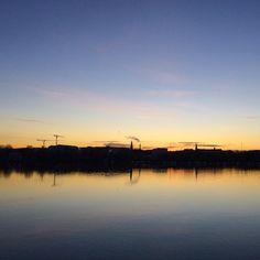 Calming view #Hakaniemi #Helsinki #Finland