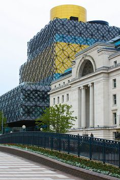 ˚The New Central Library - Birmingham, England