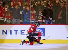 Why Kane leading the NHL in scoring is a good image for the league: Patrick Kane: Chicago Blackhawks