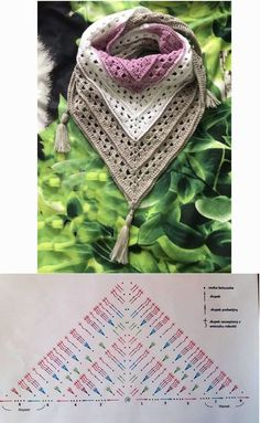 Best 12 Best 11 - Page 608197124657699010 - Sk . Best 12 Best 11 – Page 608197124657699010 – Sk … – clothing crochet # Be Poncho Crochet, Crochet Shawl Diagram, Crochet Wrap Pattern, Mode Crochet, Crochet Shawls And Wraps, Crochet Chart, Crochet Scarves, Crochet Clothes, Crochet Stitches