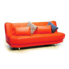 The Sapphire sofa bed is a sofa bed upholstered in soft leather and comes in bold colors. Bed Furniture, Outdoor Furniture, Urban Concept, 3 Seater Sofa Bed, Outdoor Sofa, Outdoor Decor, Manila Philippines, Furnitures, Bold Colors