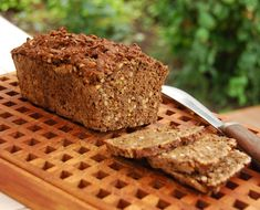 Danish Dark Rye Bread. Low in Gluten.....Rye sourdough starter recipe included!