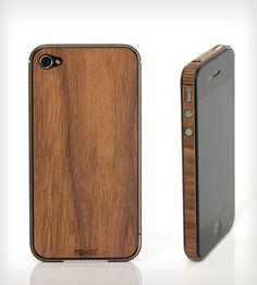 Wood iPhone 4/4S/5 Case