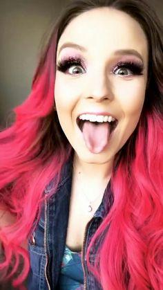 Redhead lesbian tongued