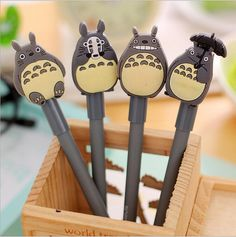 My Neighbor Totoro cute cartoon ballpens