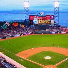 San Francisco Giants Ballpark