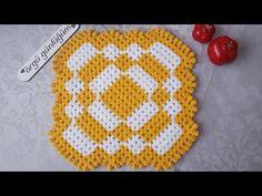 Crochet Girls Dress Pattern, Crochet Blanket Patterns, Baby Knitting Patterns, Doilies, Fancy, Crafty, Make It Yourself, Youtube, Design
