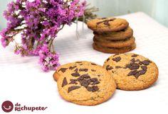 Cómo preparar las clásicas chocolate chip cookies, las galletas de chocolate por excelencia en EEUU. Receta para que te salgan perfectas y deliciosas